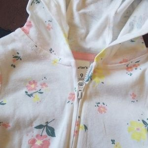 Carter's Jackets & Coats - Carters infant floral sweater size 9 months